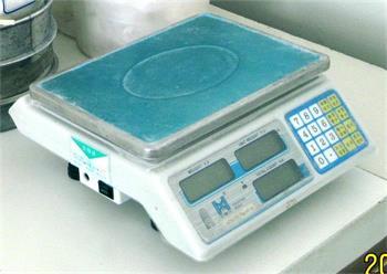 宝宝食品检测设备-电子秤